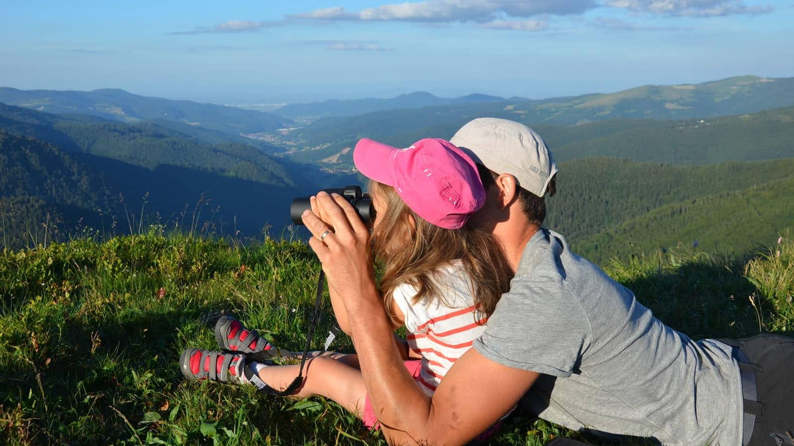 Massif des Vosges - Expérience - Voyager en famille