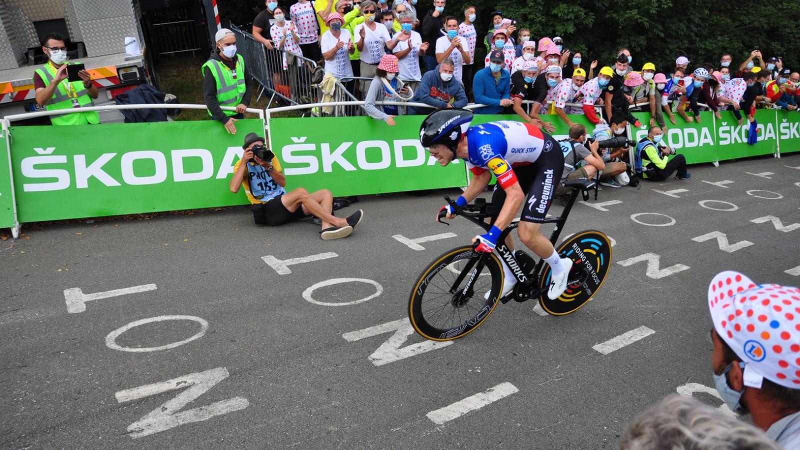 Tour de France 2020-La-Planche