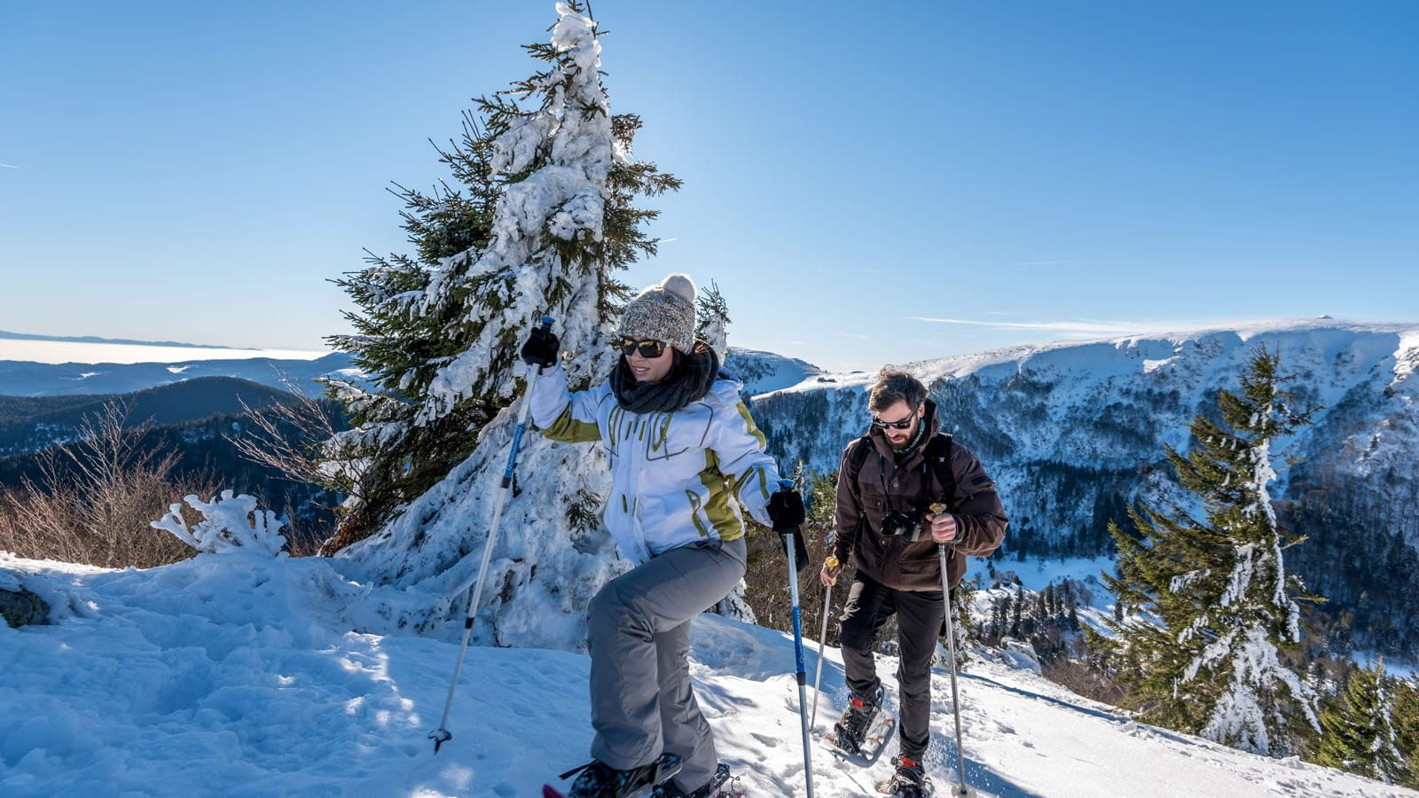 Partir à la découverte des plaisirs de la neige