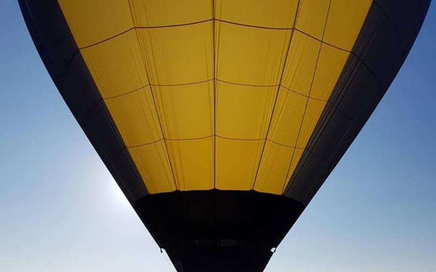 Spider balloon