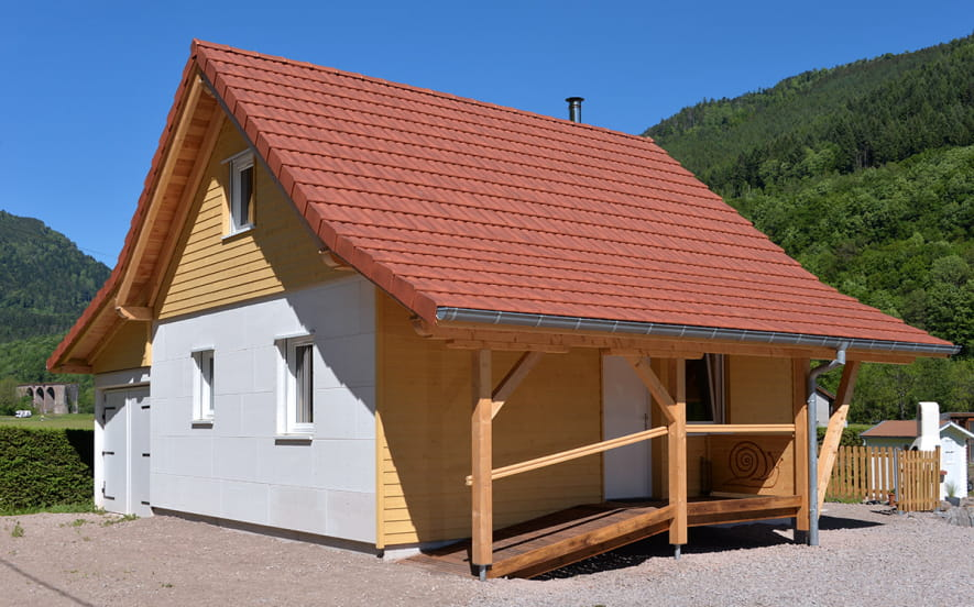 Gîte rural Kapellmatt : L'Escargot