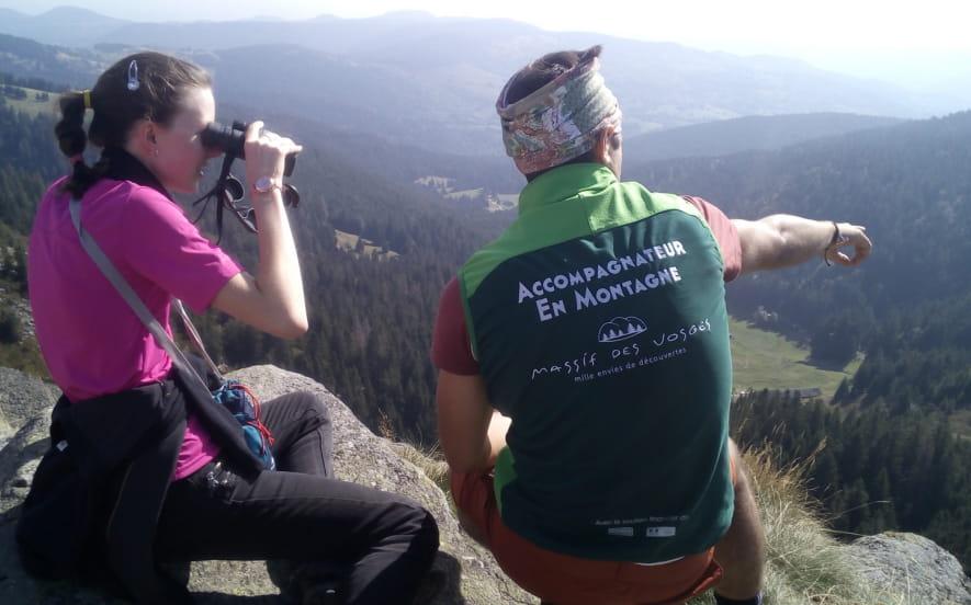 Séjours rando nature - accompagnateurs en montagne