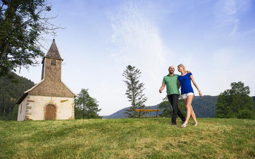 Alsace : Terre des châteaux fort Partie Sud