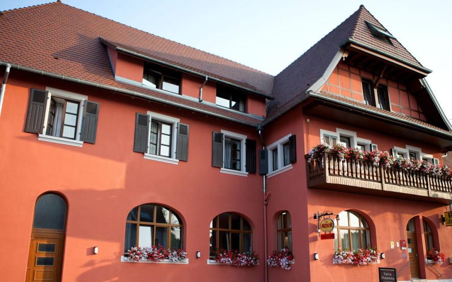 Hôtel-restaurant L'Auberge du Relais