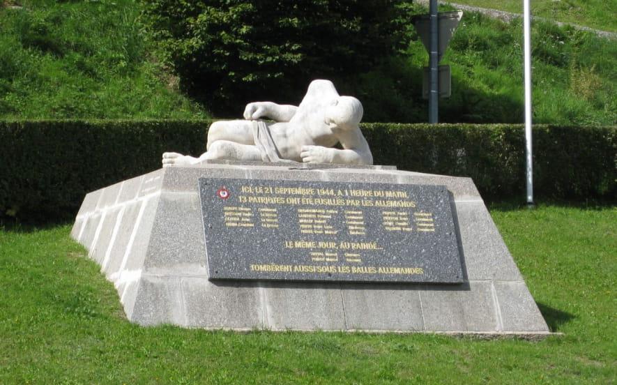 MONUMENT DU PRÉ DE L'ORME