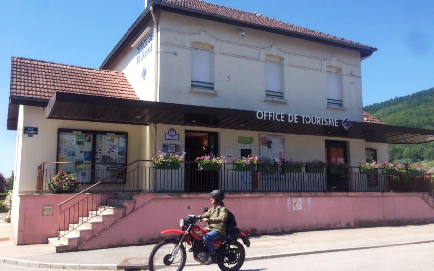 BUREAU D'INFORMATION TOURISTIQUE DE LE VAL-D'AJOL