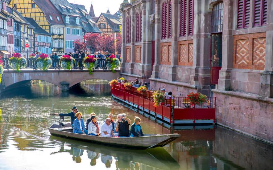 Sweet Narcisse - Promenades en barques