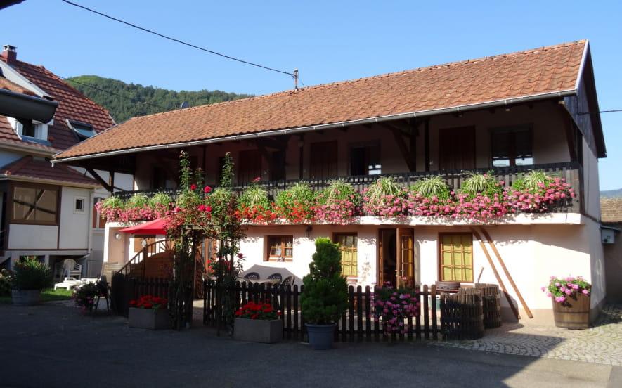 Meublé de tourisme de Barbara et Claude KLINGER-ZIND - Gîte chez les Alsaciens