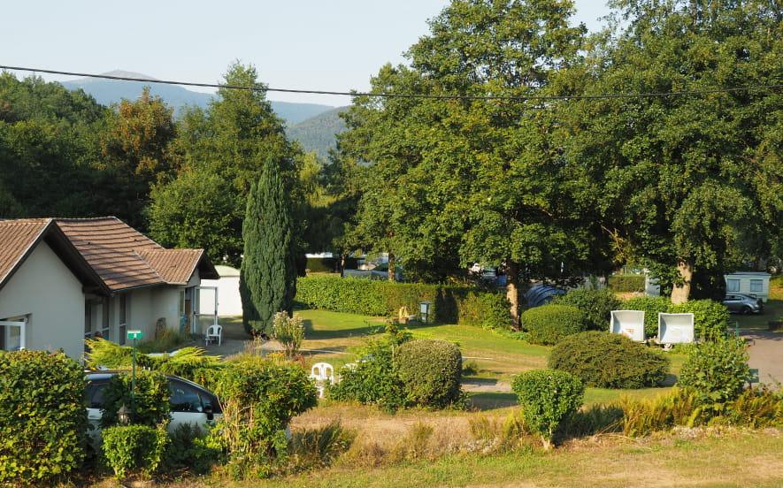 Camping La Mine d'Argent