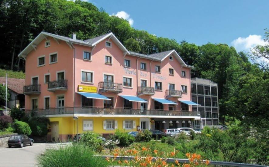 Hôtel-Restaurant Perle des Vosges