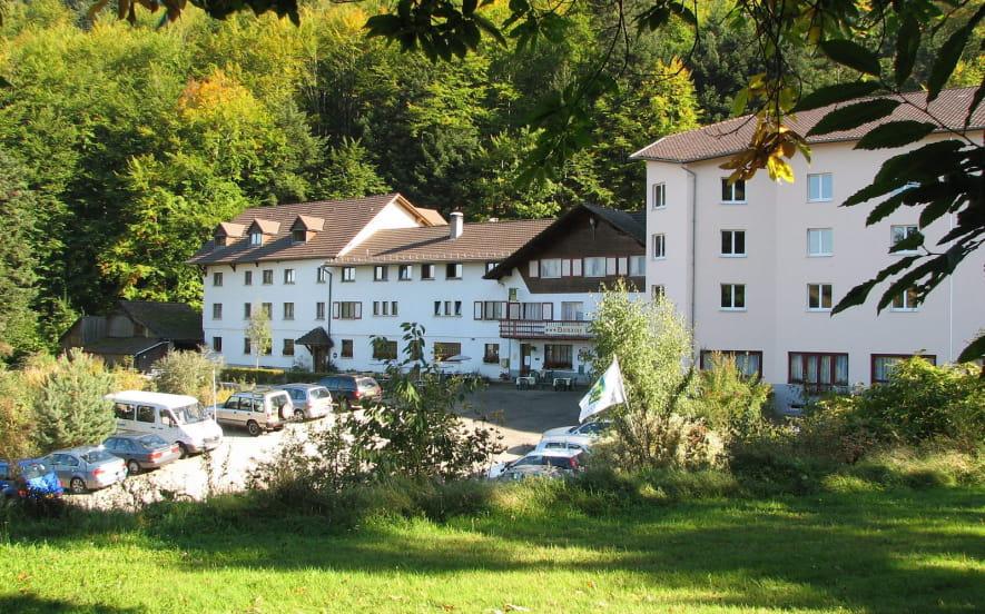Hôtel-restaurant Domaine Langmatt