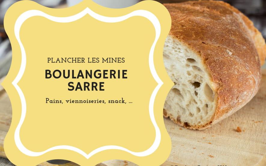 Boulangerie SARRE