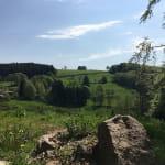 Circuit de randonnee pedestre - la vallée du raddon et ses ressources