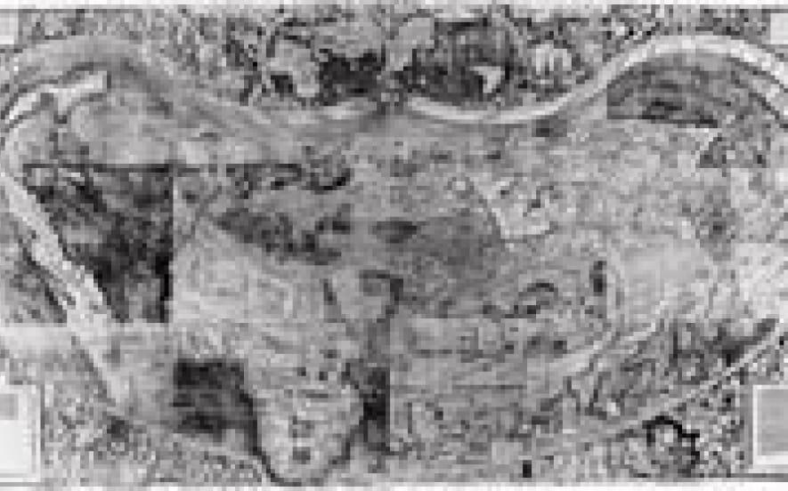 1507 SAINT-DIE-DES-VOSGES NOMME LE NOUVEAU MONDE