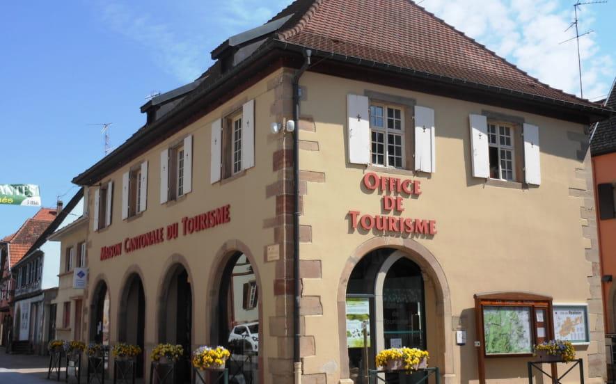 Office de Tourisme Intercommunal du Mont Sainte-Odile, bureau de Rosheim