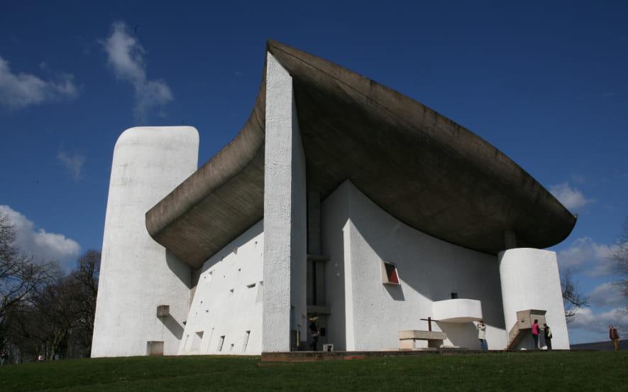 Conférence « La chapelle de Ronchamp, naissance d'un chef d'œuvre »