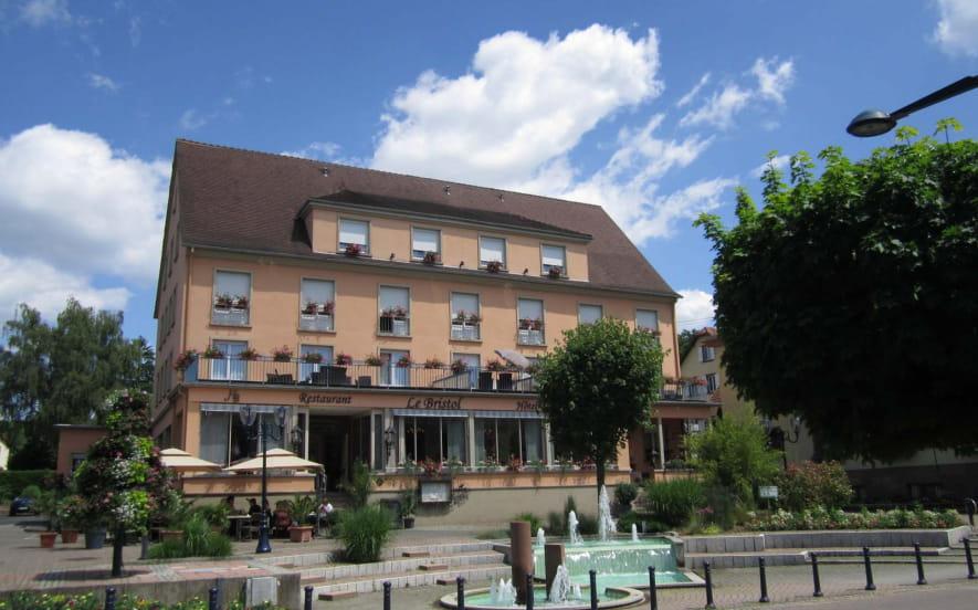 Hôtel-restaurant Le Bristol