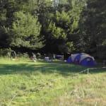 Camping du moulin begeot