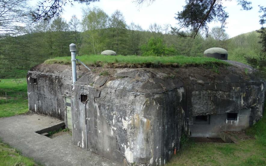 Circuit de découverte : Ligne Maginot - Vallée du Schwarzbach