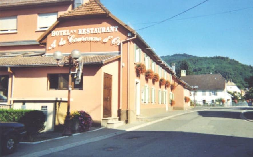 Hôtel-restaurant A la Couronne d'Or