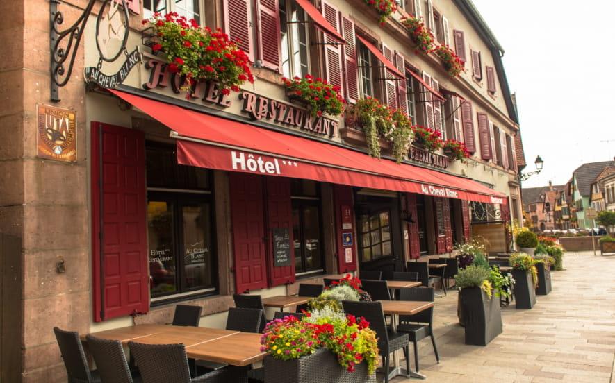 Hôtel Au Cheval Blanc