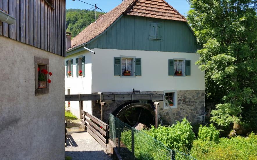 Le moulin à huile de Storckensohn