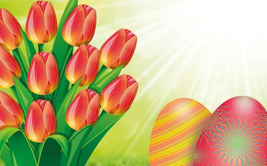 Pâques au Pays de Ribeauvillé et Riquewihr