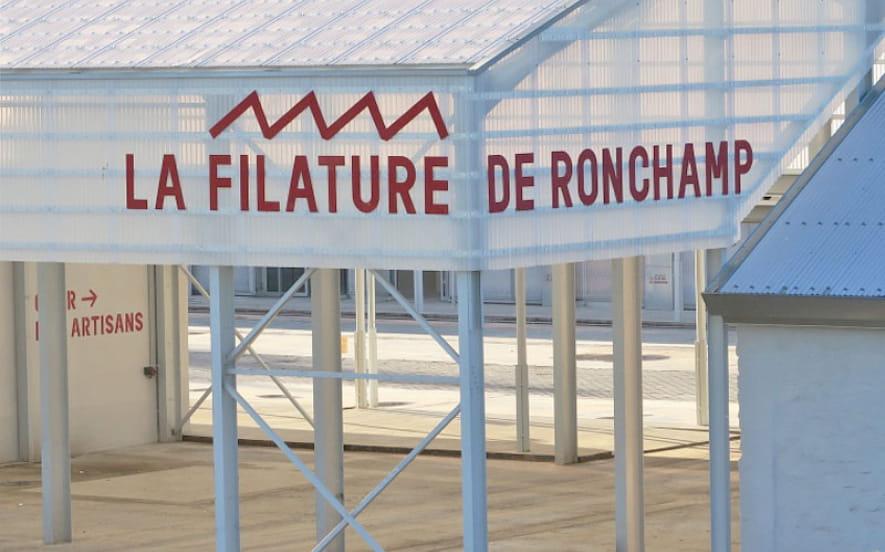 La Filature de Ronchamp
