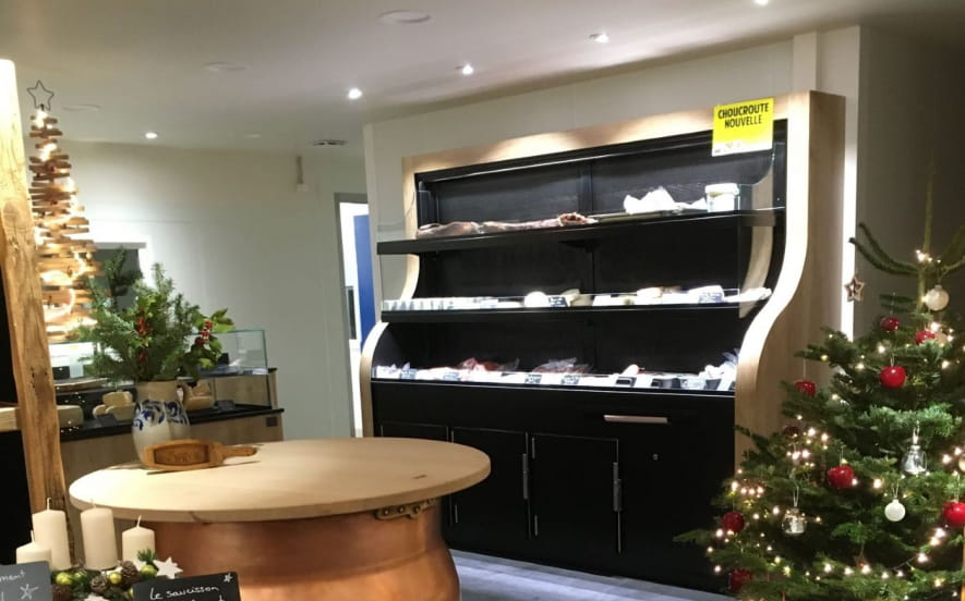 Fromagerie : Ferme Heinrich