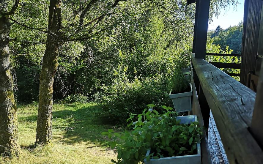 Eco logis de la Fontaine du Cerf