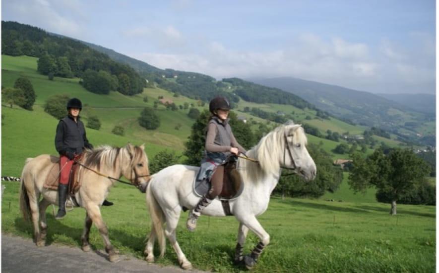 Escapades pleine nature - A cheval