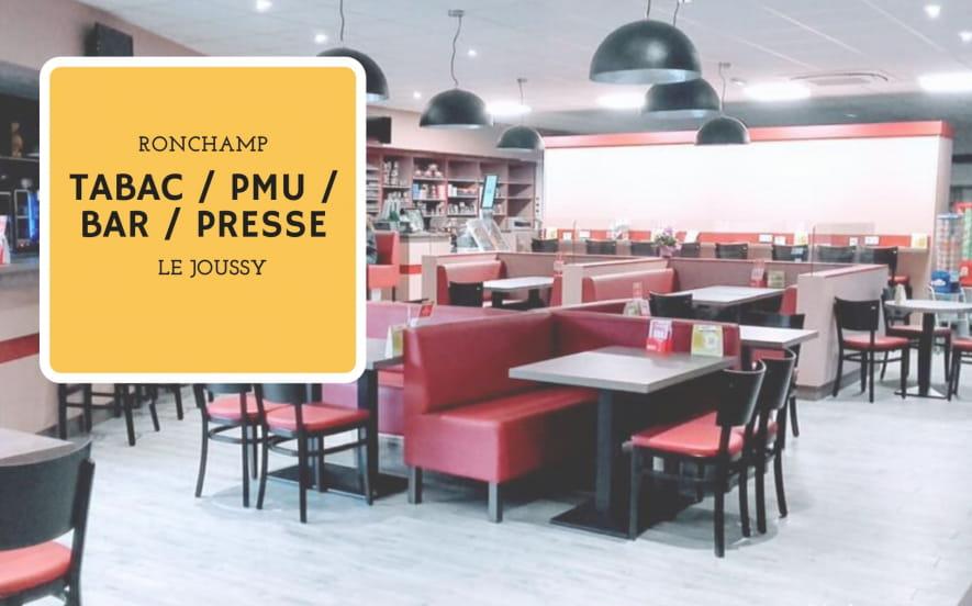 Bar Tabac Le Joussy