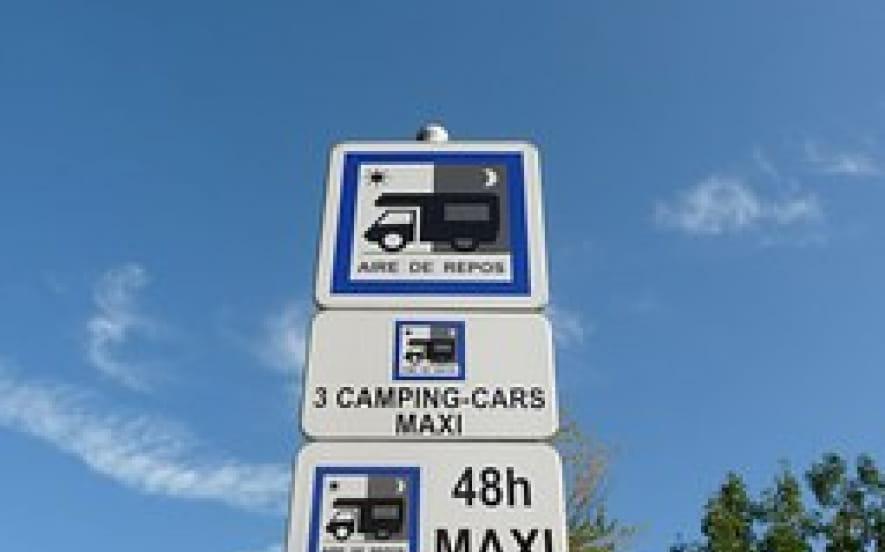 AIRE DE STATIONNEMENT CAMPING-CAR À BUSSANG