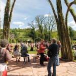 Les jardins du Parc de la Villa Burrus