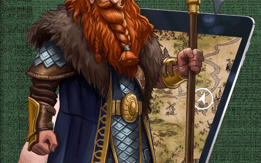 Explor'Games® Les Druides de Cellardhor