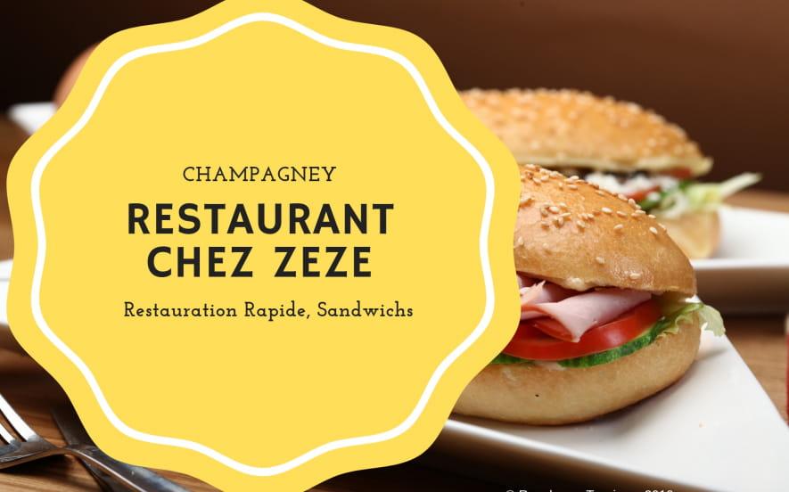 Restaurant CHEZ ZEZE