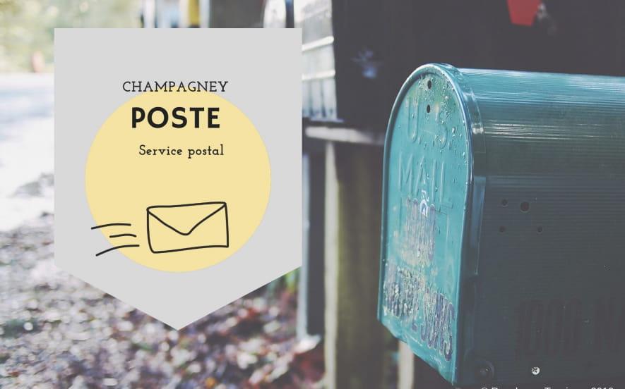 Poste de Champagney