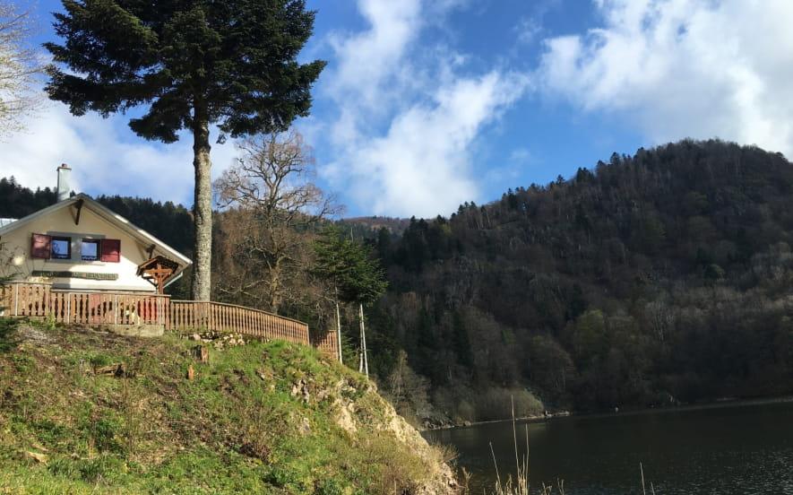 Refuge et auberge du Neuweiher