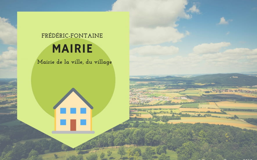 Mairie de Frédéric-Fontaine