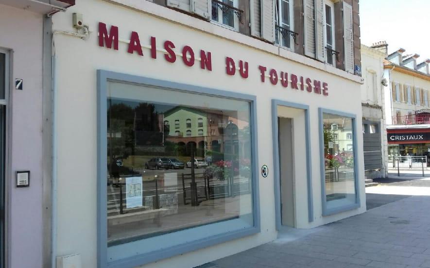 MAISON DU TOURISME DU PAYS DU LUNEVILLOIS - BUREAU D'INFORMATION DE BACCARAT