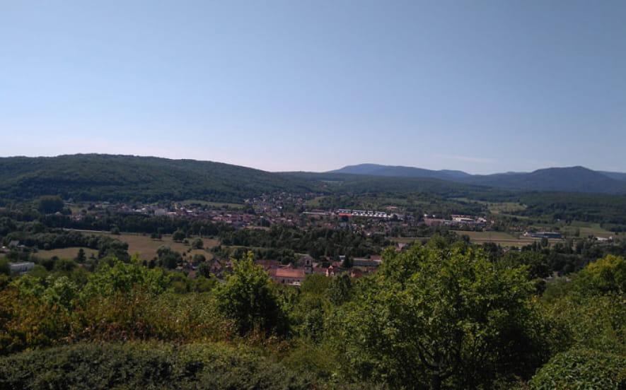 Site naturel Le Krappenhummel