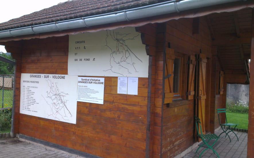 BUREAU D'INFORMATION TOURISTIQUE DE GRANGES AUMONTZEY