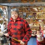 Atelier de tournage sur bois avec Doris Baerenzung