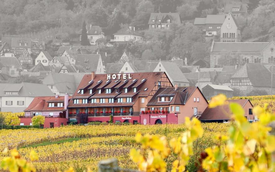 Hôtel Relais du Vignoble