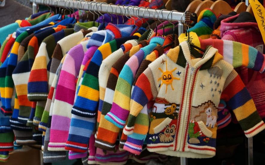Bourse aux vêtements et puériculture