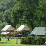 Camping Les Ballastières Insolites