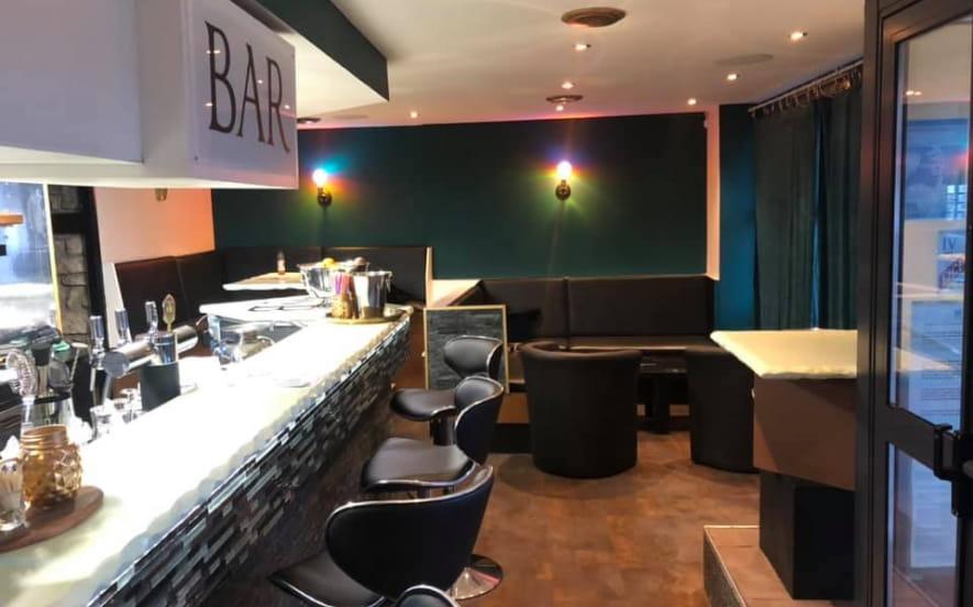 Bogota bar