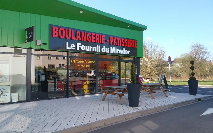 BOULANGERIE : LE FOURNIL DU MIRADOR