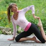 Brigitte Huck: Wellness nature coach