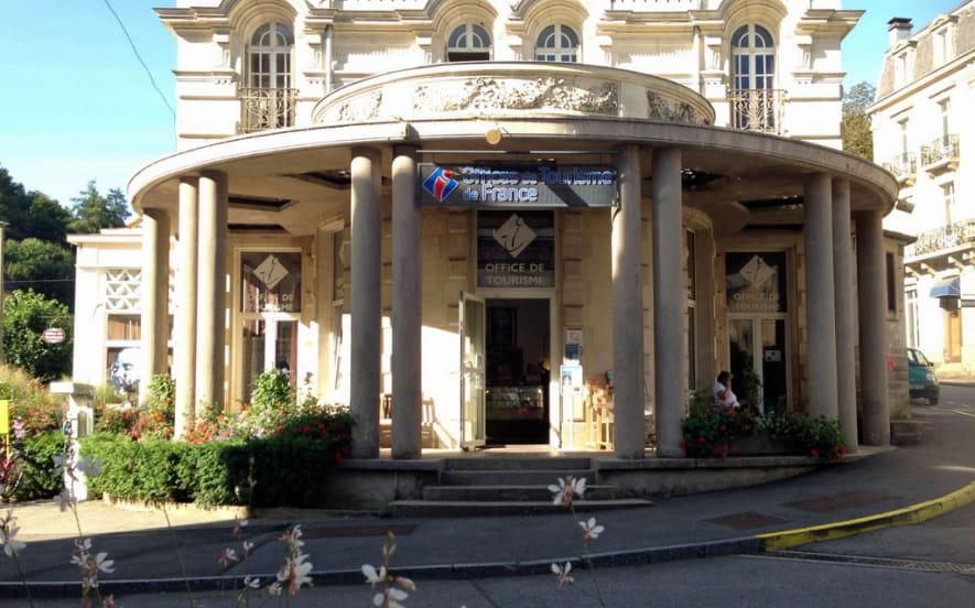 BUREAU D'INFORMATION TOURISTIQUE DE PLOMBIÈRES-LES-BAINS